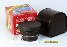 Hama Weitwinkel HR 0,5x Video Objektiv