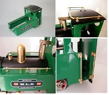 Mamod Railway Loco Full Brass Enhancement Set  Mamod Loco Accessories