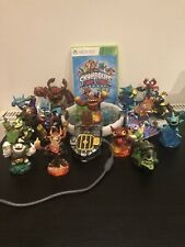 Skylanders Trap Team Xbox 360 Game, Portal of Power, 3 Traps, 19 Figures