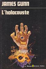 C1 James E. GUNN L Holocauste 1977 EPUISE The Burning