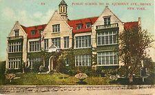 Public School #26, Aqueduct Avenue, Bronx NY 1907