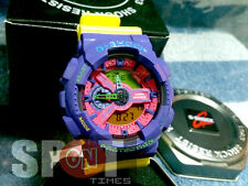 Casio G-Shock Hyper Colors Big Face Watch GA-110HC-6  GA110HC 6