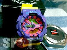 Casio G-Shock Hyper Colors Big Face Watch GA-110HC-6  GA110HC 6