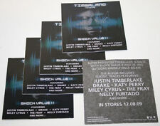TIMBALAND SHOCK VALUE II 10 PACK STICKERS