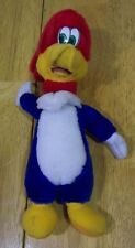 "WOODY WOODPECKER 9"" Plush Stuffed Animal"