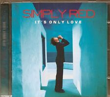 CD ALBUM 19 TITRES--SIMPLY RED--IT'S ONLY LOVE--2000