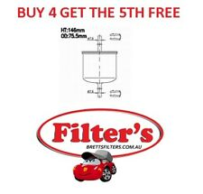 FUEL FILTER FOR FORD ESCAPE ZB ZC 2.3L LF / MZR 2004 - ON