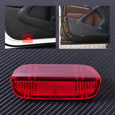 Red Interior Door Panel Light Reflector Fit For VW Passat Jetta Golf 2008-2013