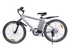 Elektrofahrräder in Silber