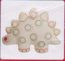 Stitch Me Dinosaur - cute softie toy kit - Make It by Leutenegger
