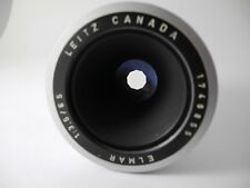 LEICA ELMAR 65MM/3.5 MACRO WITH 16464K FOCUS MOUNT ALL IN WORKING ORDER PERFECT