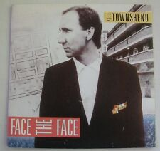 """PETE TOWNSHEND """"Face to face""""  SP 7"""" 45T.   FRANCE 1985"""