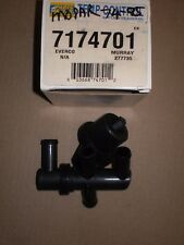 NORS 80s PLYMOUTH DODGE CHRYSLER PICKUP HEATER CONTROL VALVE DAYTONA CHARGER