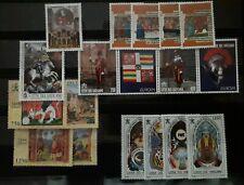 Vaticano 1997 - n. 6 serie complete. MNH**