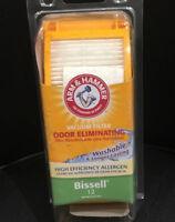 ARM & HAMMER Odor Eliminating Vacuum Filter #62656G (BISSELL 12) / NEW