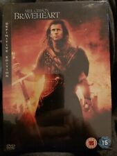 Braveheart -Definitive Edition (action / drama)  - NEW & SEALED