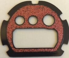 For Casio G Shock watch inside dial insert red for Model DW6900 heavy illusion