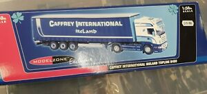 Modelzone 1:50 Caffrey International Ireland Topline R480 UH5675 LTD Edition