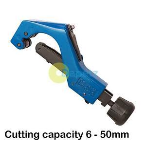 Quick-Adjust Plastic Copper Pipe Cutter quick Adjustment 6mm-50mm Tempered Steel