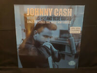 Johnny Cash 2on1 1st Two Sun Albums Sealed New Vinyl LP Songs Famous Hot Blue