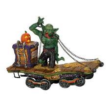 Department 56 Halloween Haunted Rails THE BEAST TRAIN CAR 4059391 Railroad BNIB