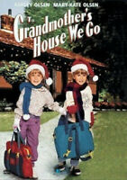 To Grandmother's House We Go (DVD 2014) Ashley Olson Mary-Kate Olson NEW