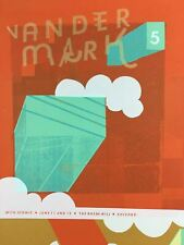 Vandermark 5 / Atomic - 2004 Nick Butcher poster Chicago, IL The Green Mill