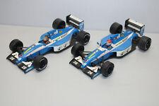 Onyx 2 Stück Ligier-Renault JS37 Formel 1 1:24 #M295