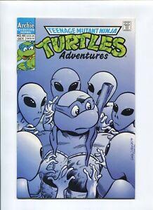 TEENAGE MUTANT TURTLE ADVENTURES #49 (9.2) 1993 DREAM OF THE BLUE TURTLE