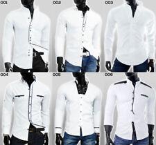 Unbranded Machine Washable Singlepack Formal Shirts for Men