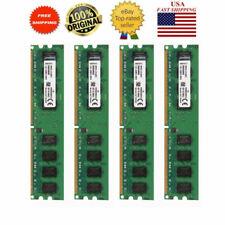 For Kingston 8GB 4GB 2GB PC2-6400 Desktop Memory DDR2 800Mhz 240pin CL6 DIMM RAM