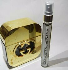 Gucci Guilty 10ml Eau de Parfum Glass Atomizer Travel Spray EDP Sample