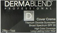 Dermablend Professional Cover Creme SPF 30 - 1 oz - Chocolate Brown (Chroma 6)