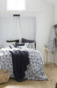 Bambury Salta Quilt Cover Set - 100% Cotton