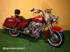 1:12 Harley Davidson FLHRI Road King Rotmetallic 2006 / 02524