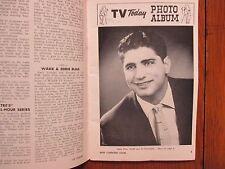 Sept.-1955 TV Today(Mich/Ohio)(EDDIE ELIAS/ED SULLIVAN/RICHARD GREENE/ROBIN HOOD