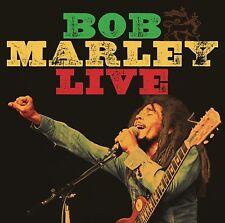 BOB MARLEY : BOB MARLEY LIVE (CD) sealed