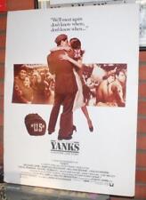 "Rare 1979 ""Yanks"" Movie Poster StoryBoard Artrpoof  Richard Gere & Lisa Eichhorn"