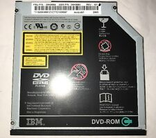 IBM DVDROM CDRW Drive 92P6579 GDR 8083N 92P6578 ThinkPad T41 T42 T43 T60 08K9864