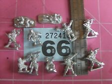 15mm Peter Pig Miniatures War of the Roses Wounded and Marker Infantry  (B66)1/9