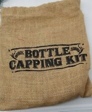GINGER BEER SODA MAKING AND BOTTLE CAPPING KIT