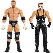 2x WWE Sting & Triple H HHH WrestleMania Wrestling Action Figures Toys Pack