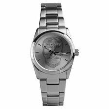 Armbanduhr Zadig & Vortaire Damenuhr Analog Quarz Edelstahl Mineralglas Ø 33 mm