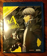 PERSONA 4: THE ANIMATION - COLLECTION 1 [USED BLU-RAY]
