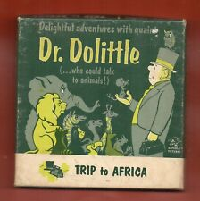 8MM DR. DOLITTLE....TRIP TO AFRICA
