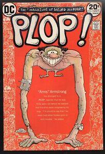 Plop #1 VF+  Basil Wolverton Art