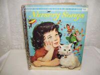 A Little Golden Book Nursery Songs Edition A