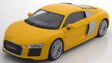 1:18 Welly Audi R8 V10 2016 yellow/silver