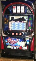 QUARTER / TOKEN PACHISLO KAIJI FULL VIDEO SLOT MACHINE / 412 PG MANUAL