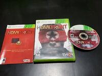 Homefront (Microsoft Xbox 360, 2011) COMPLETE! TESTED! FREE SHIPPING!